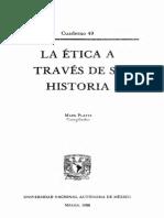 Platts Mark - La Etica A Traves De Su Historia.pdf