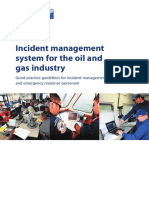 IPIECA OGP Incident Management System