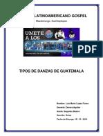 Etapas Metodológicas de La Danza Folclorica
