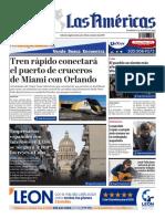 DIARIO LAS AMÉRICAS Edición digital del miércoles 30 de octubre de 2019
