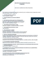Preguntas Para Fisiopatologia i Parcial