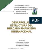 Mercado Financiero Internacional Finanzas Internacionales