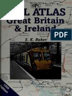 Rail Atlas - Great Britain & Ireland (Train History)