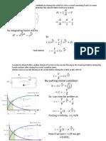 Transiant Analysis