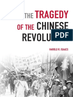 9781608461097.Haymarket Books.tragedy of the Chinese Revolution .Harold Isaacs.2010