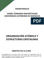 CLASE N.4 Estructuras Cristalinas (2)