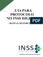 Guia Para Protocolo No Inss Digital Oab