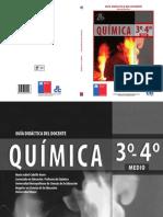 quimica 3 y 4