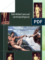 Identidad Sexual (Antropológica)