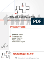 Report in FN Jamaicans and Malaysians