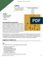 Alero (Baloncesto) - Wikipedia, La Enciclopedia Libre