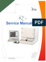 Manual de servicio iq iris