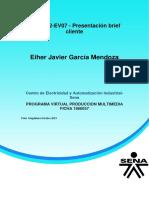 AP1-AA2-EV07 - Presentación Brief Cliente