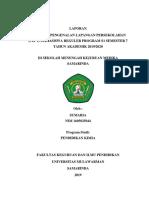 laporan plp