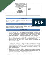 3. Ivc a La Administracion de Bases de Datos Del Rs