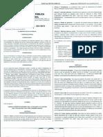 Acuerdo Ministerial 523 2013
