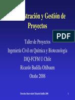 C2 Administracion y Gestion de Proyectos