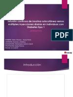 Revision bibliografica sobre metodos de administracion de insulina