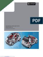 manual smart  fortwo 451
