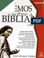 Que Sabemos Sobre a Bíblia 2