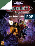 D&D - Ravenloft Desde las sombras.pdf