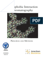 Hydrophobic Interaction Chromatography
