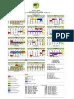 Calendario 2019 Conforme o Do Estado