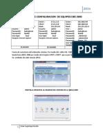 Tutorial de Configuracion de Equipos Dbs 3900