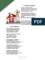 Cancionero Fatima