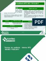 131V30-V2 Técnicas de Auditoria NTC ISO 17015 2017