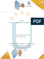 Unidad 1-2 Paso 3 - Análisis de La Información ESTADISTICA