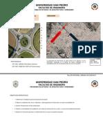 Memoria Av. Panamericana y Av. Central - Av. Agraria y Av. Anchoveta