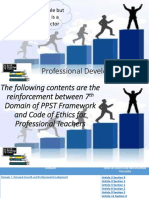 7TH DOMAIN OF PPST with code of ethics for professional teachers.pptx