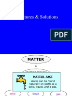 Mixture & Solutions Ppt