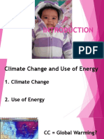 Climate Change I