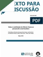 Notas ao pensamento brasileiro