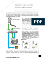 Acelerador Por Cable Electrico pdf