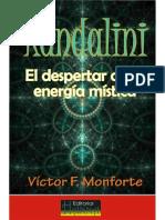 Kundalini (El Despertar de La Energia Mistica) - Victor Monforte