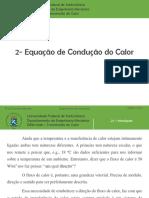 2 - EQUAÇÃO DE CONDUÇÃO DO CALOR.pdf