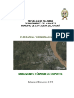 Plan Parcial Ciudadela Chairense