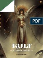 KULT - Divindade Perdida - Livro de Regras