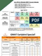 GMAT Course
