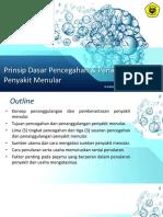 Materi 5. Prinsip Pencegahan