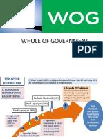 Slide Materi Latsar - Whole Of Government DKI