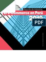 Reporte de Industria Del ECommerce Peru 2019
