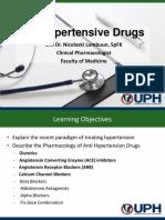 Antihipertension Drugs 2