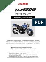 Xjr1300 Assembly Full