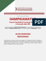 01-Programa Hampikamayuq - Manual de Alumno y Temario