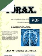 2. TÓRAX RADIOLOGIA