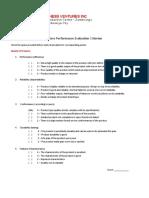 supplier evaluation.docx